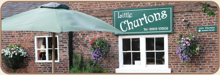 Little Churtons Restaurant farndon cheshire